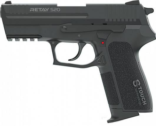 Стартовий пістолет Retay S20 Black, фото 2