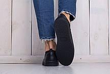 Мужские кроссовки Prada Black топ реплика, фото 3