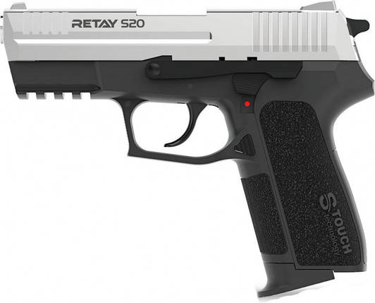 Стартовый пистолет Retay S20 Chrome, фото 2
