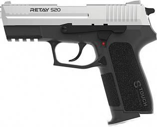 Стартовый пистолет Retay S20 Chrome