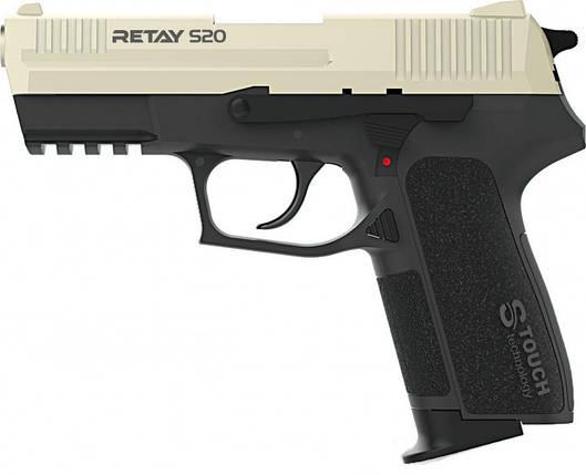 Стартовый пистолет Retay S20 Satin, фото 2