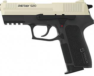 Стартовый пистолет Retay S20 Satin