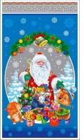 Новогодние пакеты для конфет и подарков 20х35 (100шт.)