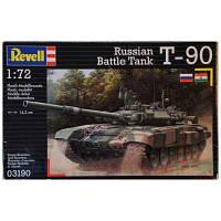 Сборная модель Revell Танк Russian Battle Tank T-90 1:72 (3190)