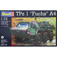Сборная модель Revell Транспортный танк TPz 1 Fuchs 1:72 (3114)