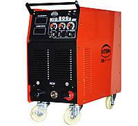 Сварочный инверторный полуавтомат Shyuan MIG-500F