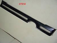Юбка бампера ВАЗ 2101 - 2107 задняя c сеткой (Т-0209) (7030)
