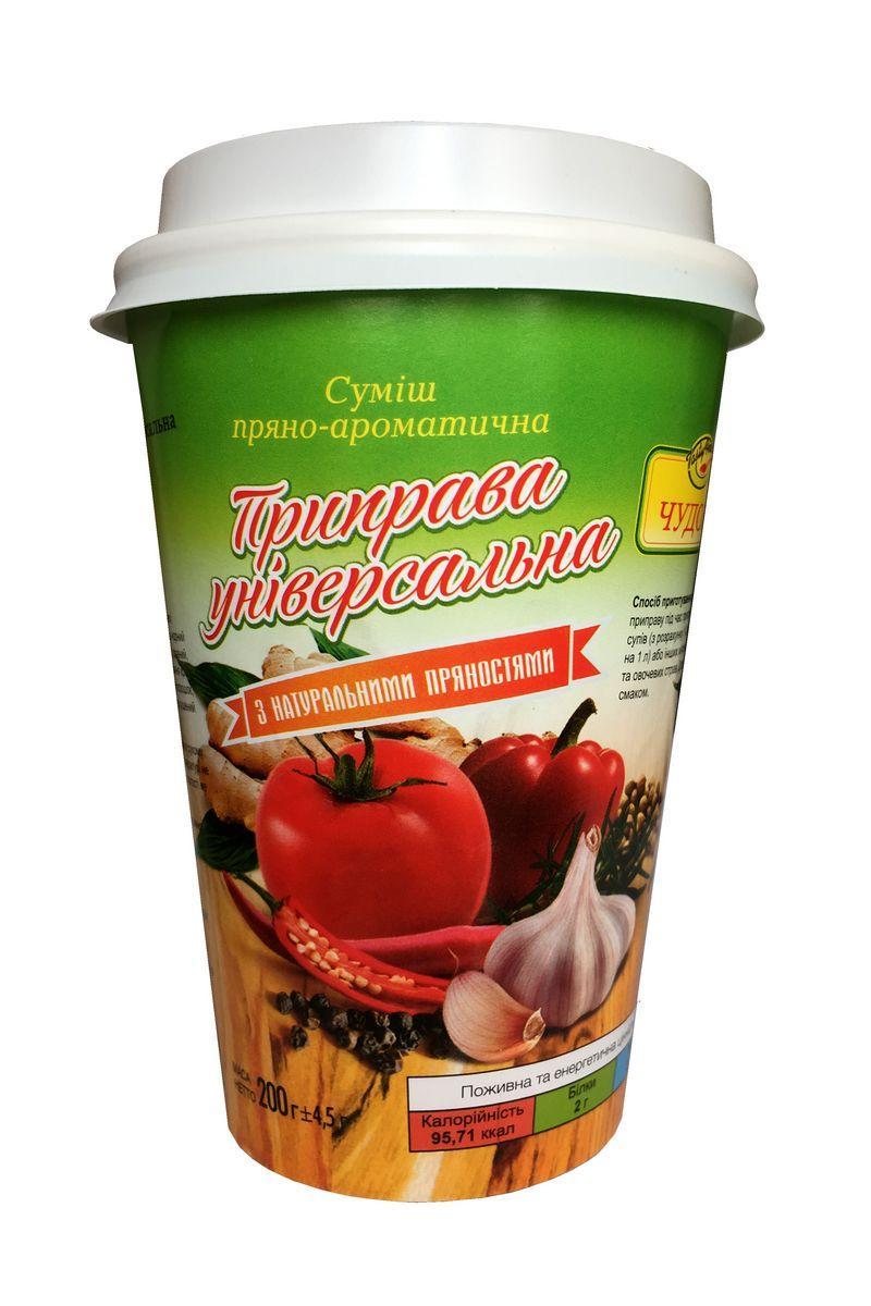 "Приправа ""Універсальна"" стакан 200 гр"