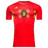 Форма футбольная сборная Бельгия