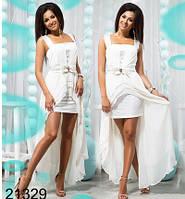 41cb6585387a5c0 Белое платье со шлейфом в Украине. Сравнить цены, купить ...