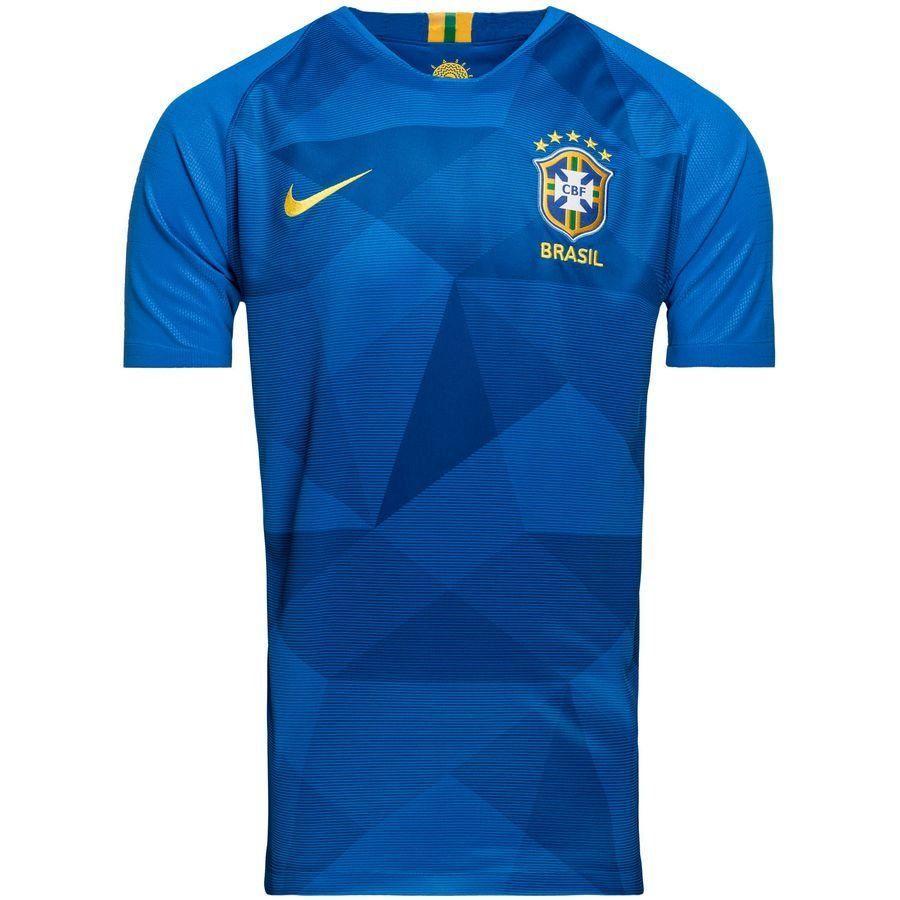 Форма футбольная сборная Бразилия выездная