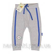Smil, штанишки для мальчика с коллекции Регби, серый
