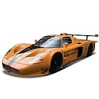 Машина Bburago Maserati MC12 оранжевый 1:24 (18-21078)