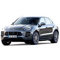 Машина Bburago Porsche MACAN черный 1:24 (18-21077)