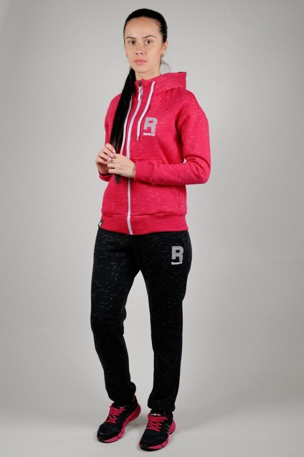 Зимний женский спортивный костюм Reebok (Palm-2) -