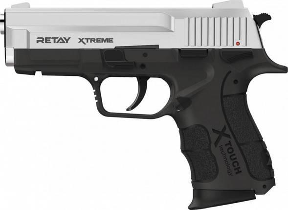 Стартовый пистолет Retay XTreme Nikel, фото 2