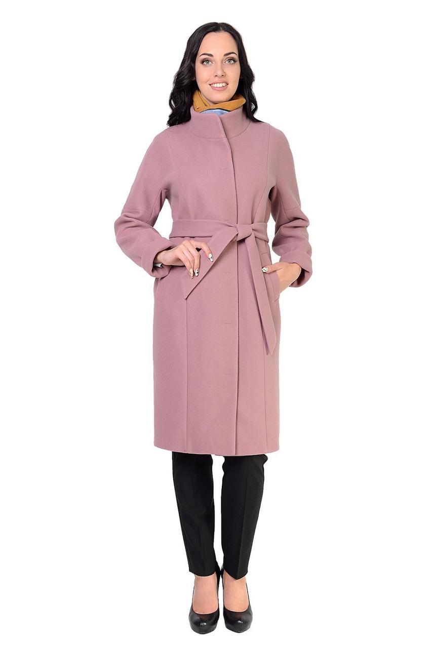 Стильное пальто из пальтового кашемира