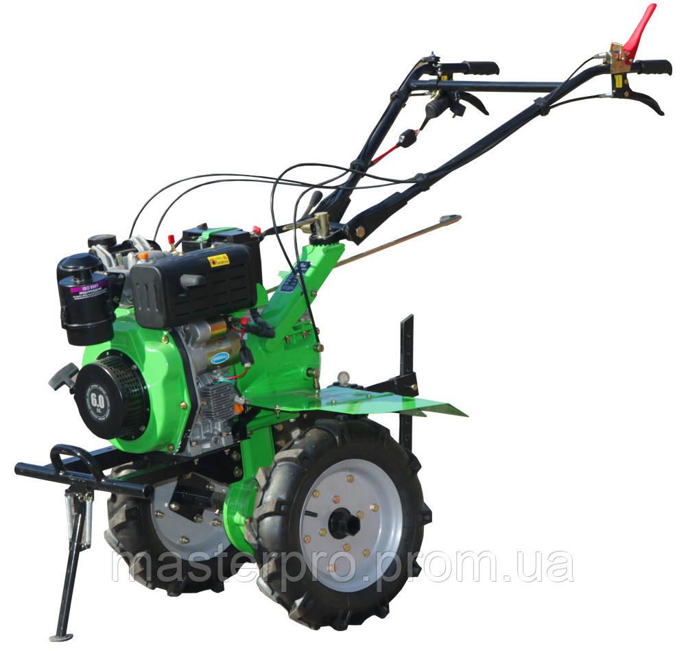 Мотоблок дизельный Кентавр МБ 2061Д-4