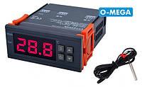 Терморегулятор цифровой высокоточный MH1210W с порогом включения в 1 градус, фото 1