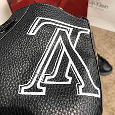 Кроссовки мужские Louis Vuitton Black Ice Monogram/Black, фото 2