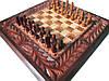 Шахматы-нарды-шашки ручной работы,резьба по дереву