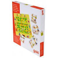 Развивающая игрушка Goki Найди дорогу (56944)