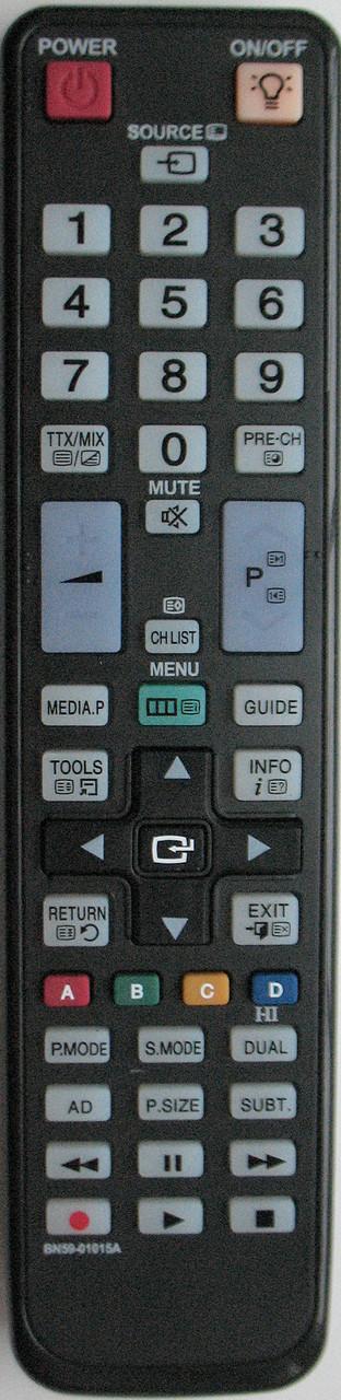 Пульт к телевизору  SAMSUNG. Модель BN59-01015A