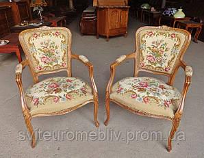 Крісла з підлокотниками Барокко