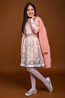 Праздничный костюм для девочек, размеры 98, 104,110, 116, 122 см.