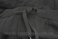 Брюки спортивные женские - зима 3XL серые, фото 3