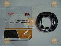 Колодки HONDA DIO-50 барабанных тормозов (с насечкой на блистере) (комплект)