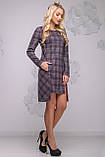 Ультрамодное Асимметричное платье 44- 50р, фото 5