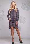 Ультрамодное Асимметричное платье 44- 50р, фото 2