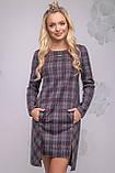 Ультрамодное Асимметричное платье 44- 50р, фото 7