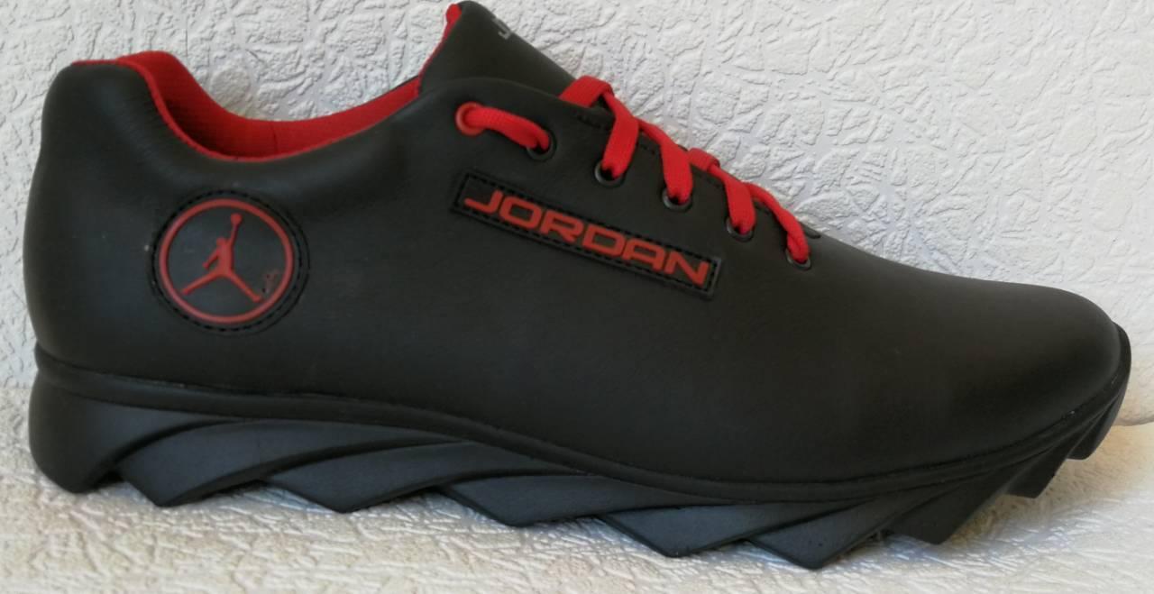 fee29ff0e Jordan мужские кроссовки демисезон кожа обувь кросовки спорт в стиле Джордан
