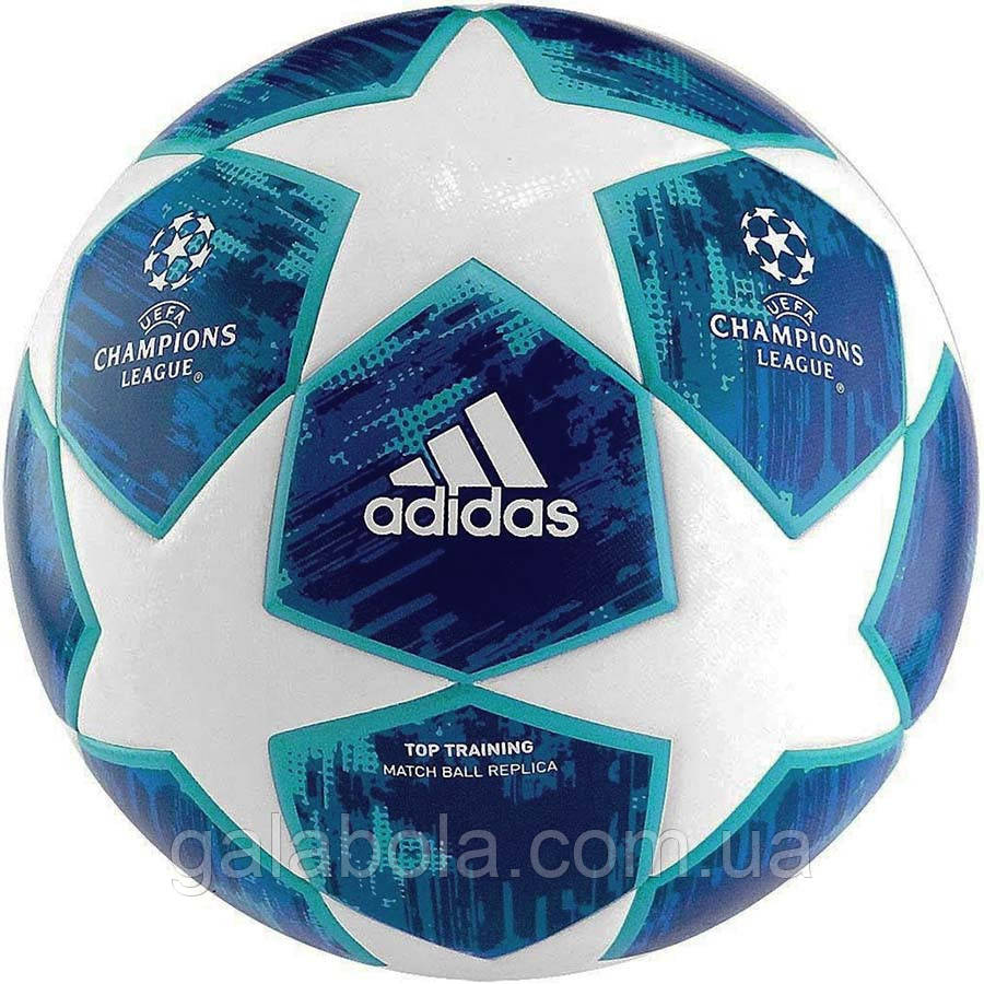 Мяч Футбольный ADIDAS FINALE 18 TOP TRAINING CW4134 (размер 5) — в ... ad29fa99da1c6