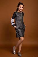Платье с кулоном девочек-подростков, размеры 140, 146, 152, 158, 164 см.