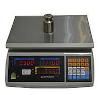 Весы торговые F902H-30ED1