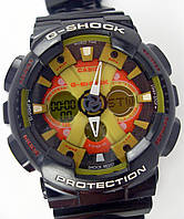 часы casio g shock ga 120 наконец