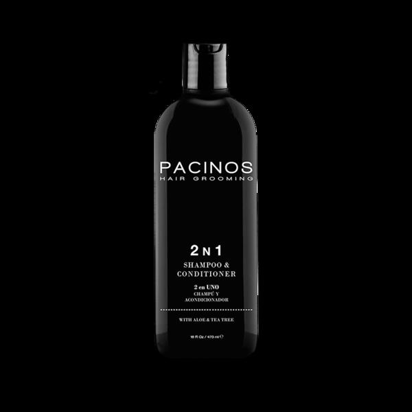 Шампунь и кондиционер Pacinos - 2 N 1 Shampoo & Conditioner