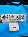 Куртка горнолыжная Columbia арт 858 S р синяя., фото 2
