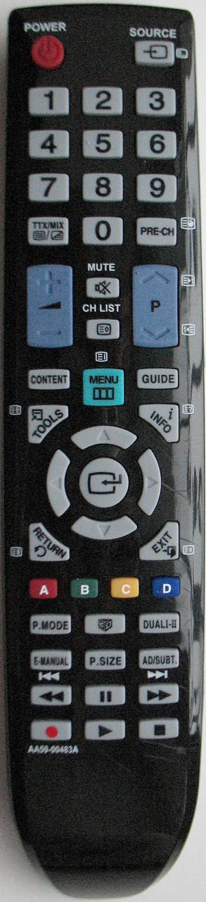 Пульт к телевизору  SAMSUNG. Модель AA59-00483A 3D