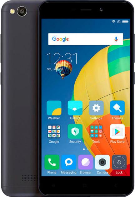 Xiaomi Redmi 4A 2/16Gb Grey EU, фото 1