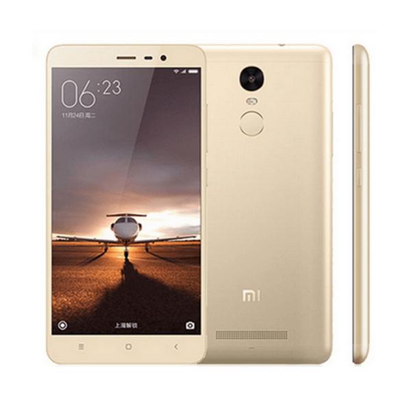 Xiaomi Redmi Note4 Pro 3/32Gb Gold EU, фото 1