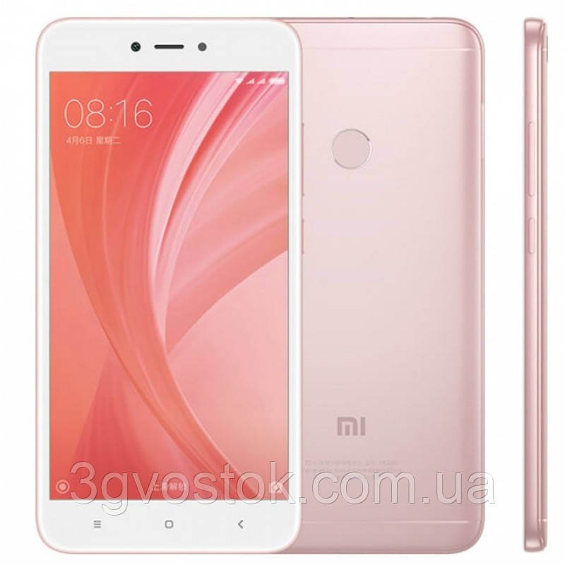 Xiaomi Redmi 5A 3/32Gb Rose Gold EU