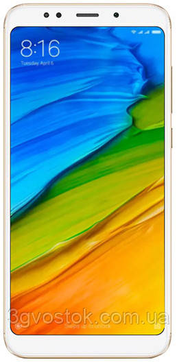 Xiaomi Redmi5 Plus 4/64Gb Gold Unlocked EU