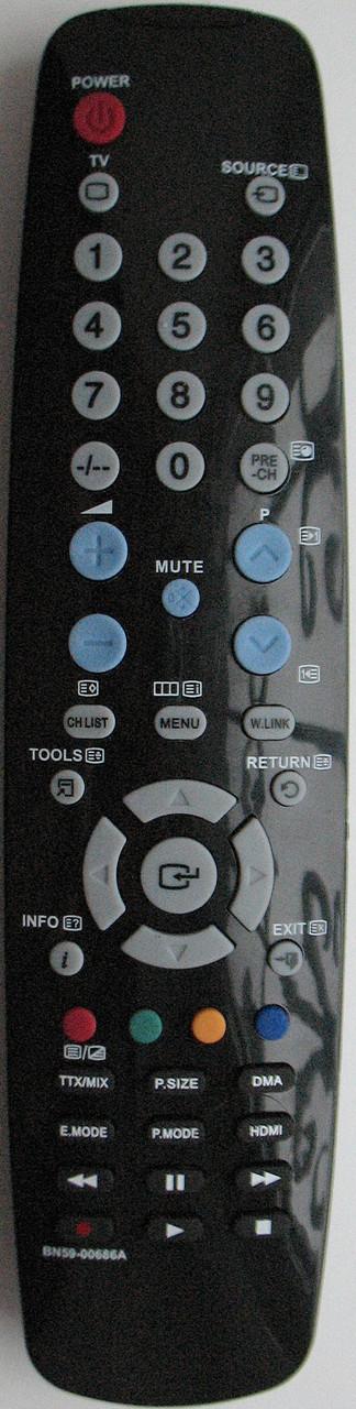 Пульт от телевизора SAMSUNG. Модель BN59-00686A