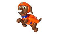 Щенячий патруль коллекционная фигурка щенка Зума (7 см), фото 1