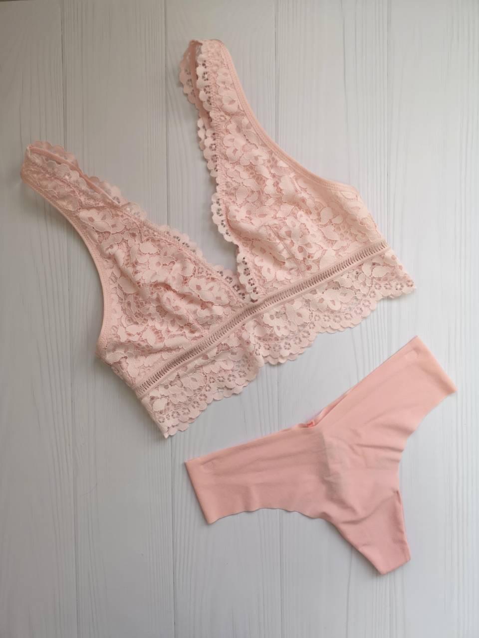 e1876637872b3 Комплект белья (бралетт+трусики) Victoria's Secret! Размер - S\S ...