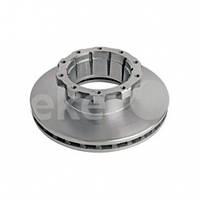 Тормозной диск Mercedes-Benz (Мерседес Бенц) 3564211012, 3564211212, 3564211312